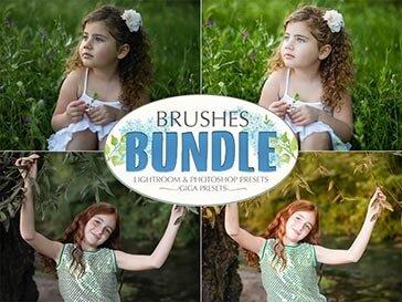 Brushes Bundle